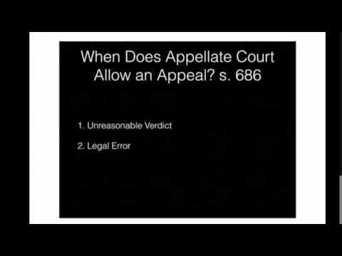 criminal appeal crpc