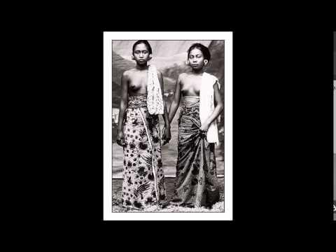 Balinese Women in the 19th century