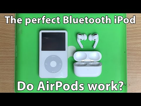 The Perfect Bluetooth IPod Classic