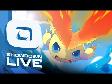"""V-CREAAAAAAATE!"" Pokemon Ultra Sun & Moon! OU Showdown Live w/PokeaimMD"