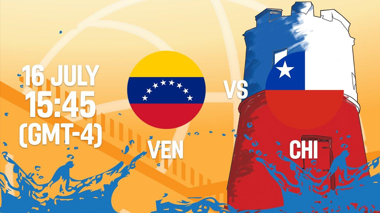 Venezuela v Chile - Full Game - Reclassification