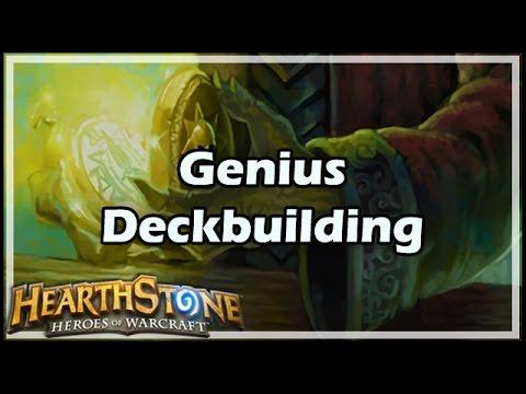 [Hearthstone] Genius Deckbuilding