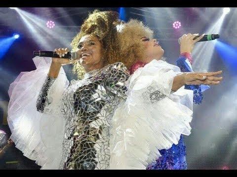 Gloria Groove & Gaby Amarantos  Dancing Queen  Arrasta  Bumbum de Ouro