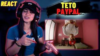 Teto - Paypal [REACT Mah Moojen]