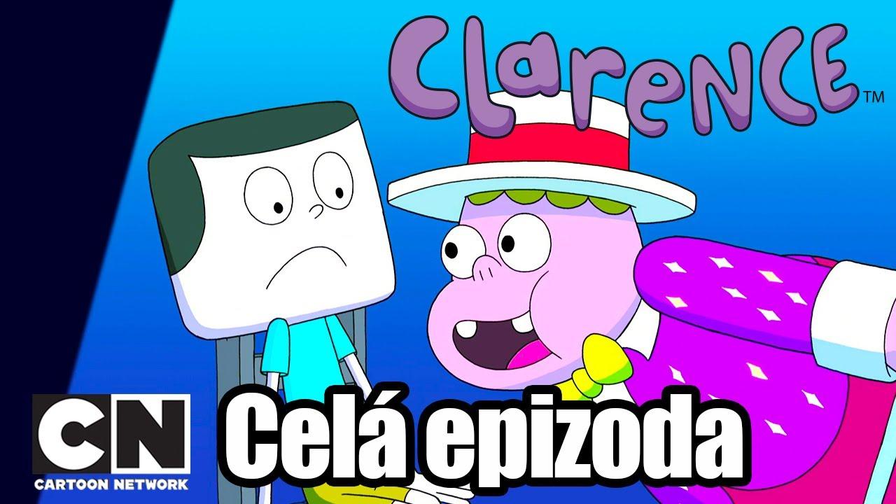 Clarence | Jeff vítězí (Celá epizoda) | Cartoon Network