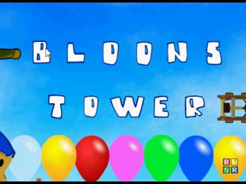 Bloons Tower Defence 3 Glitch  With Out Cheat engine EASY Voice