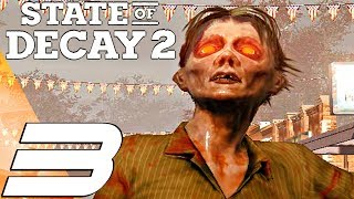 State of Decay 2 - Gameplay Walkthrough Part 3 - Exploring Open World (Ultra Settings)
