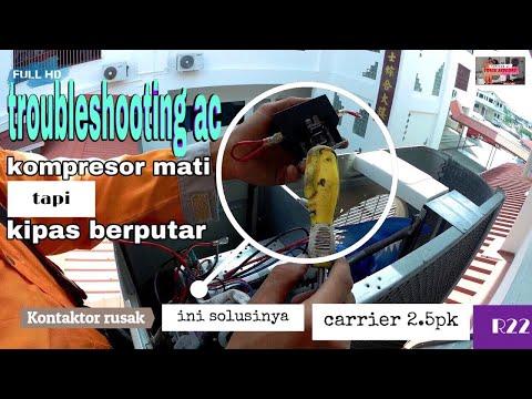 Troubleshooting Ac, Kompresor Gagal Fungsi
