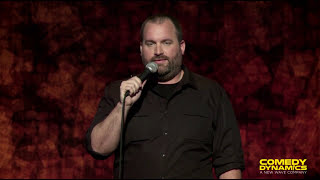Tom Segura - Fat Jokes (Stand Up Comedy)