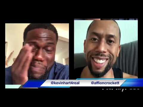KEVIN HART vs AFFION CROCKETT