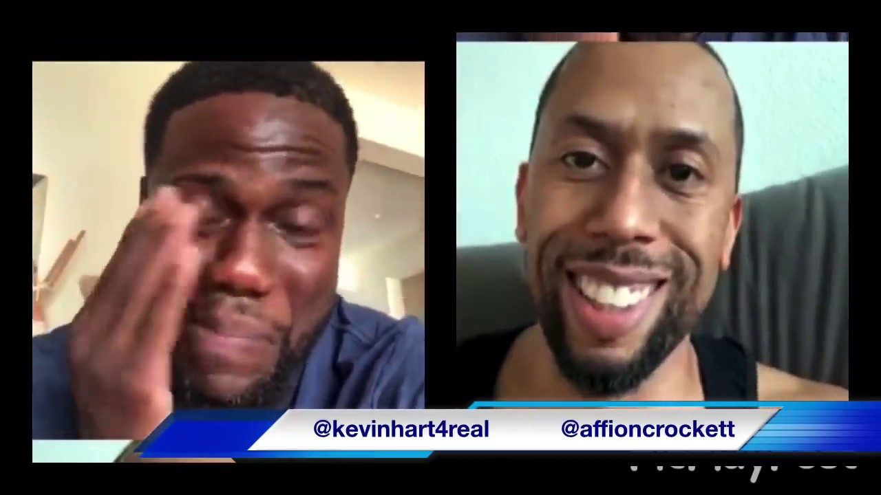 KEVIN HART vs AFFION CROCKETT
