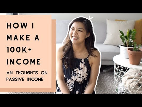 7 income streams for 6 figure salary | Business, property, passive income