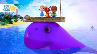 New 3D Cartoon For Kids ¦ Dolly And Friends ¦ Baby Shark And Kids #165