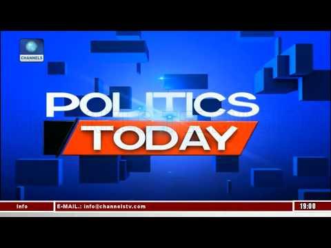 Political Round-Up: NAF Destroys Terrorist Base In Borno |Politics Today|
