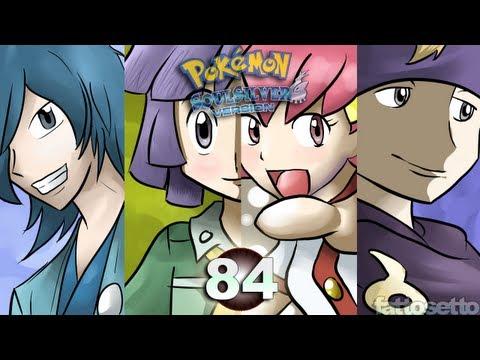 Let's Play Pokemon Soul Silver Part 84: Falk, Kai, Bianca & Jens Leader Rematch