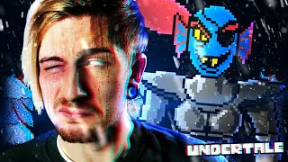 GETTING BEATEN UP BY UNDYNE FOR 2 HOURS | Undertale (Genocide Route)