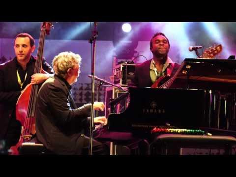 Monty Alexander Harlem Kingston Express  - JazzTM, Timisoara, 02 07 2016