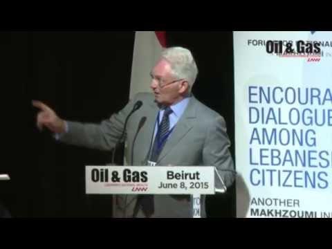 """Forum """"Oil & Gas"""" 2015 - H.E. Dr. Nasser Saidi"""