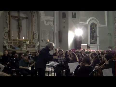 concerto orchestra giovanile del conservatorio di musica D.Cimarosa di Avellino