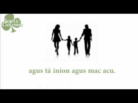 Learn Irish - Gaelic Galore - Personal Introduction - Roise 3