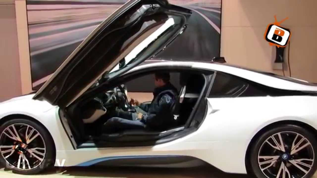 Swan Wing Doors BMW i8 for Man or for Woman (Bizway) & Swan Wing Doors BMW i8 for Man or for Woman (Bizway) - YouTube
