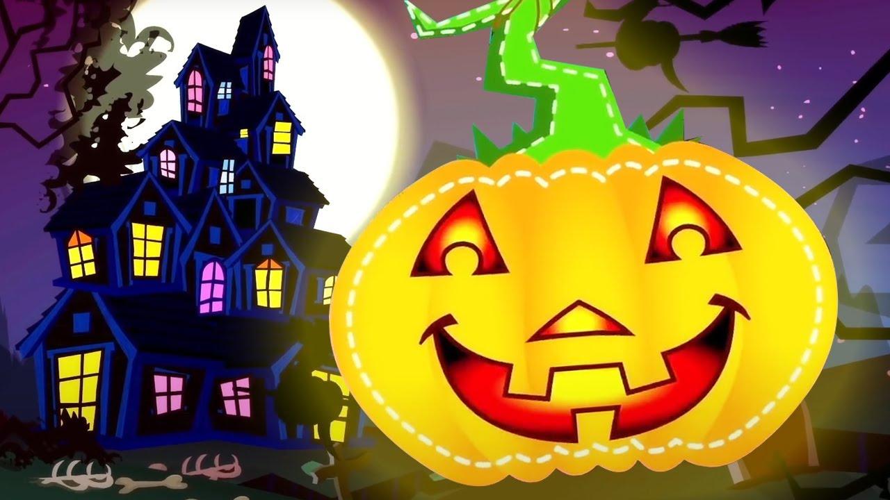 Jack O'Lantern | Halloween para crianças | Canção infantil | Musica para bebes | Animação