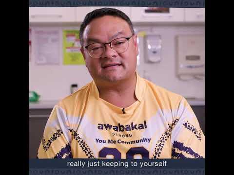 Dr Kong explains social distancing