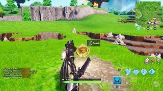 Fortnite - Season 10 Week 1 & Week 2 Secret Battle Star Locations
