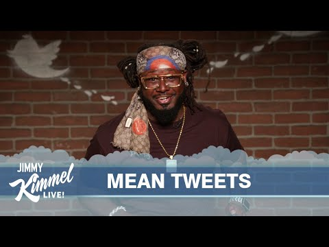 Mean Tweets  Hip Hop Edition