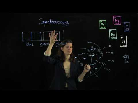 Cosmic Origin of the Chemical Elements: Spectroscopy (Ep. 8)