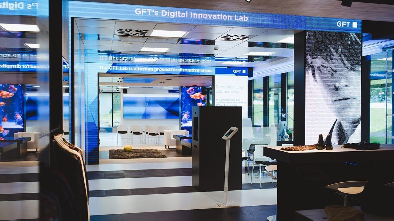 Gft digital innovation lab youtube for Innovation lab