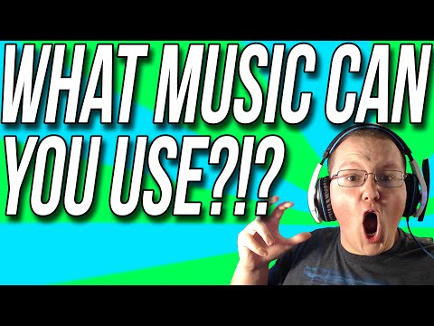 What Music Can You Use In Your YouTube Videos?!?