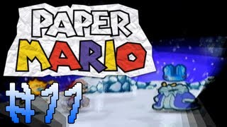 Let´s Play Paper Mario - Folge 11 - Back-Up Strategien [Deutsch]