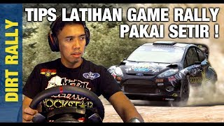 BELAJAR RALLY DARI GAME INI! | Dirt Rally Indonesia