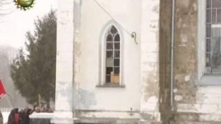 """ХОДТРК """"Поділля-центр"""" Відродили католицьку парафію"""