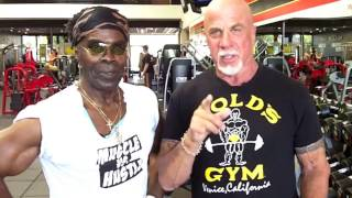 Rics Corner with Robby Robinson Arm Work out.mov