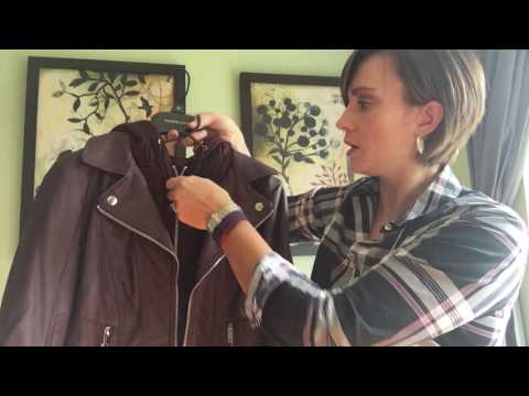 Wilson's Leather Fall Jacket Unboxing