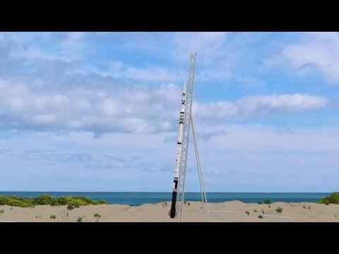 Stratos II Launch Simulation 1080p