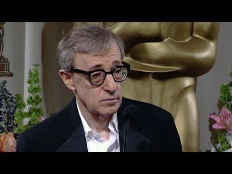 Woody Allen @ The Academy Awards 2002
