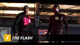 The Flash - Jax becomes Firestorm/teams up with Barry (2x04)