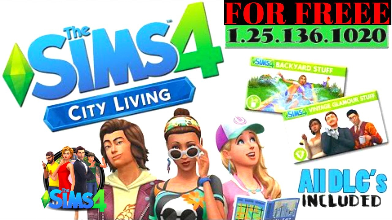 sims 4 expansion pack free download mac