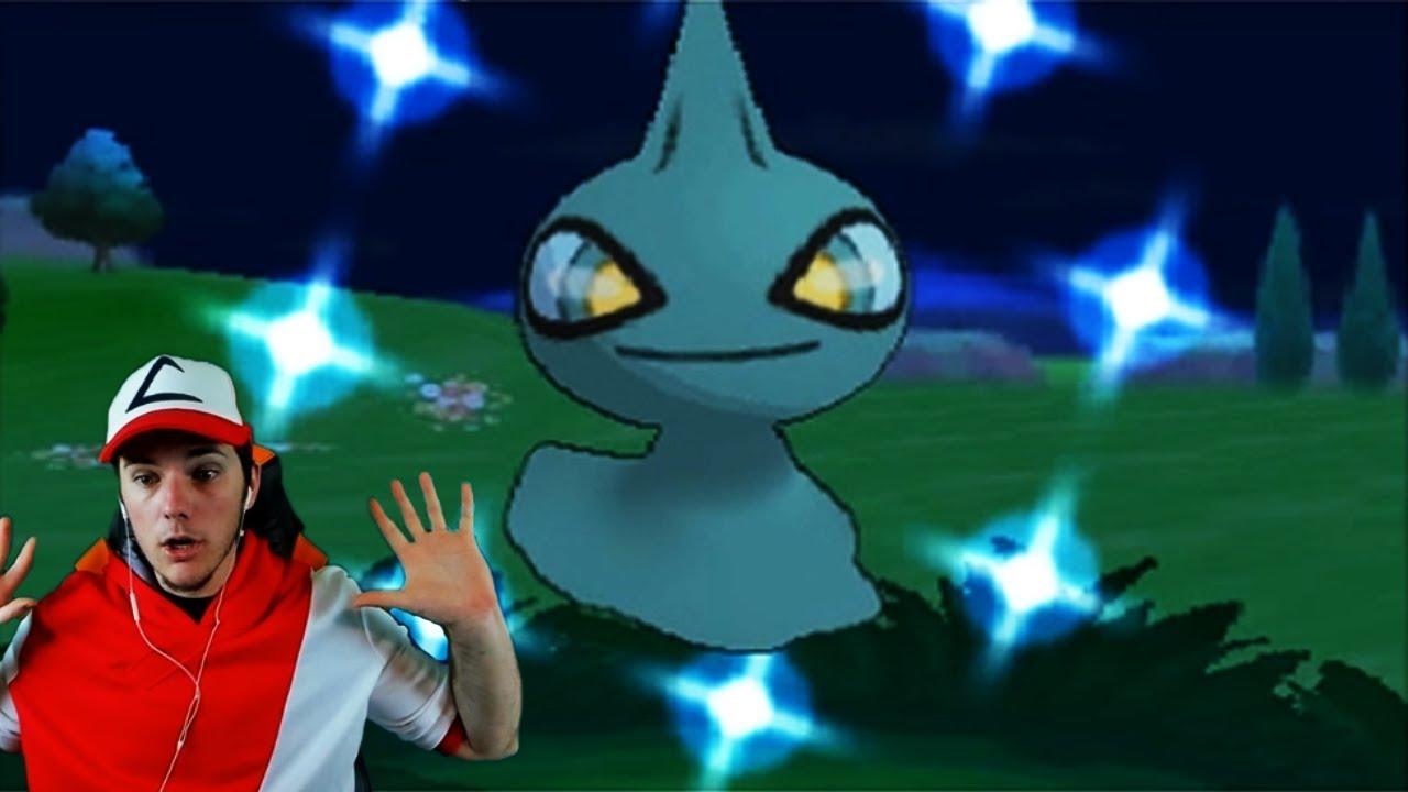 Live shiny shuppet after 65 encounters shiny living dex 353 pokemon x y youtube - Branette pokemon y ...
