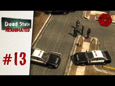 Let's bust their door and crash their party! - Let's Play Dead State: Reanimated #13