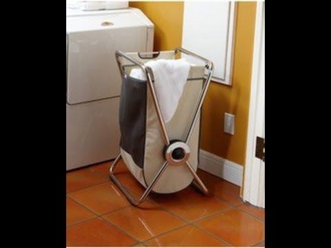 Simplehuman Double X Frame Laundry Hamper