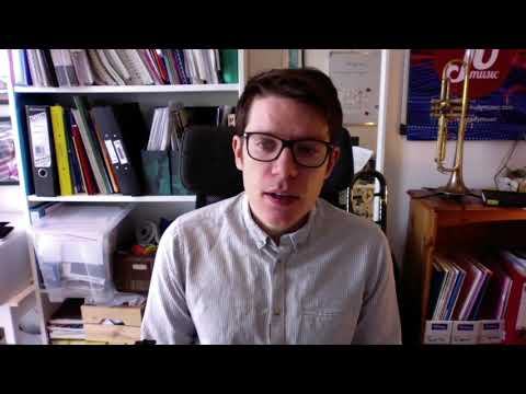 Introduction to Online Lessons with James Brady