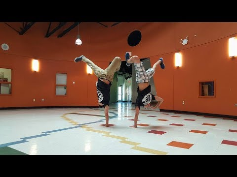 | Ch-Check It Out - Beastie Boys | SDAC's Bboys, Kasey (Bboy Machi) and Roy (Bboy Pika)
