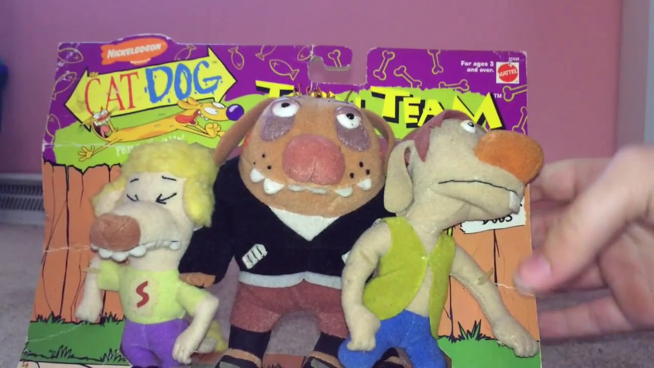 6dc413a95bc1 CatDog Greasers toon team review - YouTube