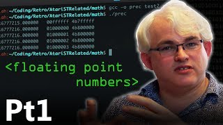 Floating Point Numbers (Part1: Fp vs Fixed) - Computerphile