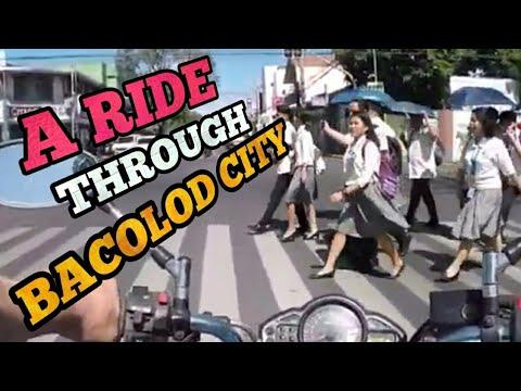 A TRIP DOWN LACSON STREET BACOLOD CITY