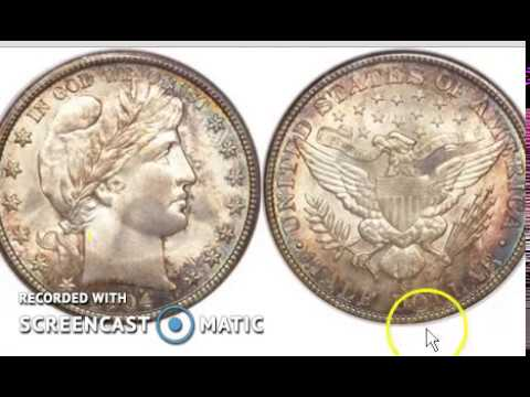 10 Half Dollars Worth Over $10,000 | Barber Halfs